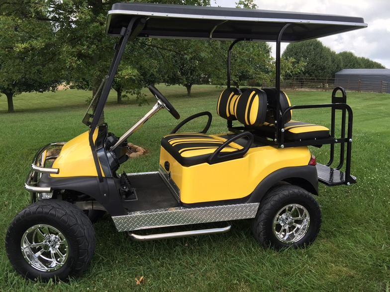 C & C Golf Carts